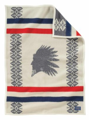 Pendleton Heroic Chief Blanket