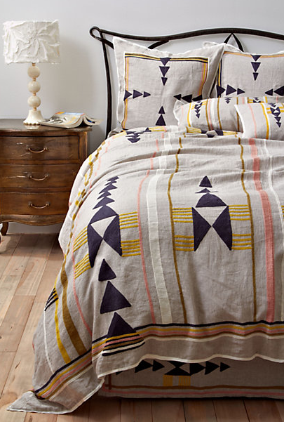 Anthropologie Isleta Bedding