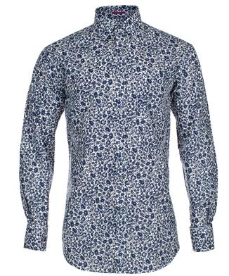 Paul Smith Navy & White Shirt