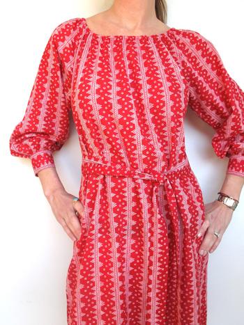 Layla Brooklyn Almas Dress