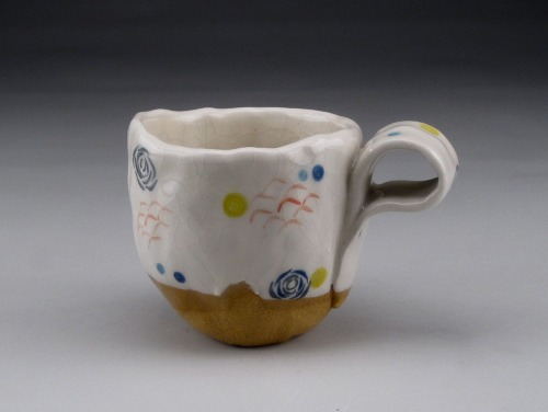 Klai Brown Ceramic Cup