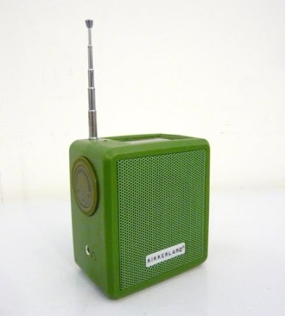 Solar Powered Radio