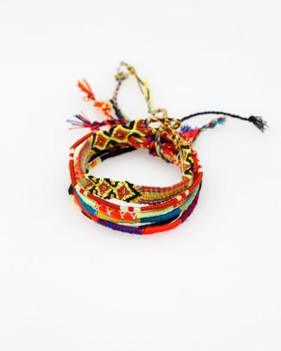 Summer Camp Bracelets