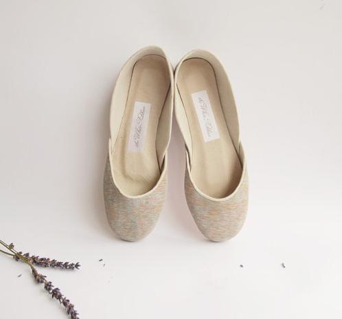 Soft Leather Ballet Flats