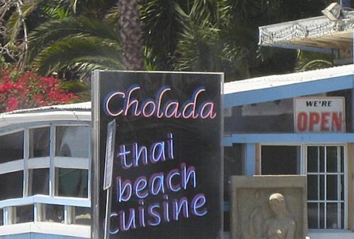 Cholada Thai Cuisine