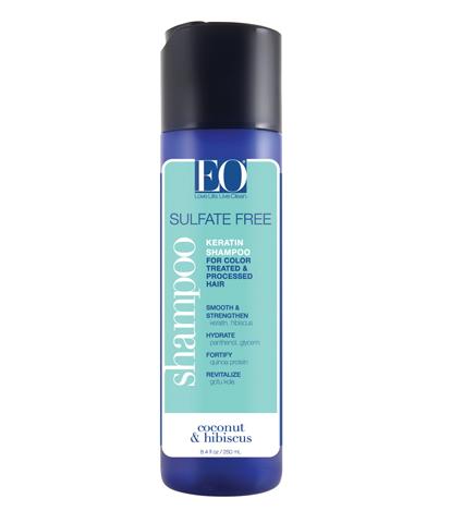 EO Coconut & Hibiscus - Sulfate Free Keratin Shampoo