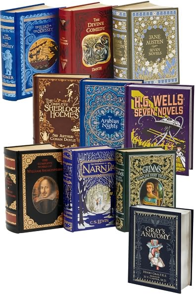Barnes & Noble Leatherbound Classics Series
