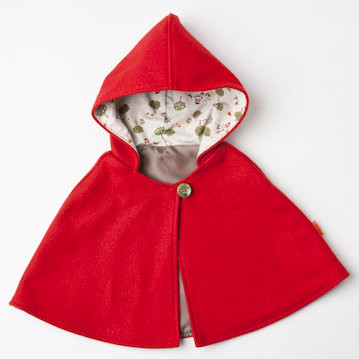 Patouche Red Riding Hood Cape